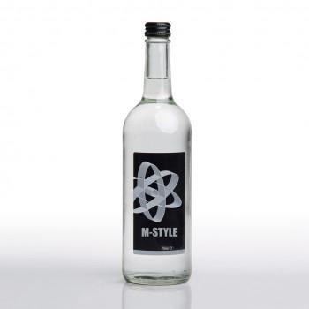 Still water, 750ml glass bottle