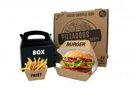 Food karton standaard
