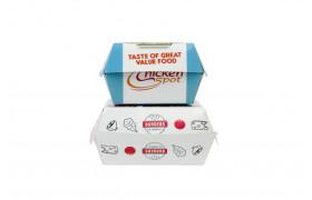 Box clamshell lock (14)
