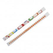 Sugar stick, oblong
