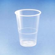Transparent, 250ml/8oz
