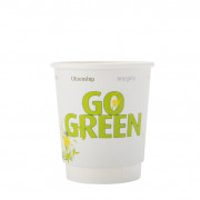 8oz double wall compostable, from 5,000 pcs