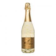 750 ml glazen fles, Sekt gold