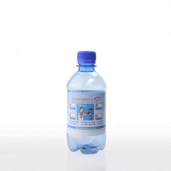 330ml PET, mineral water, flat cap