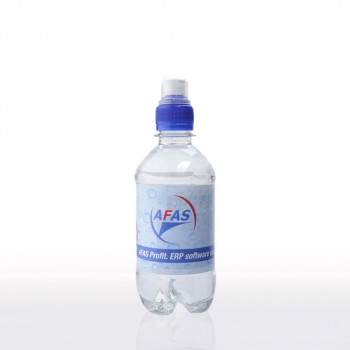 330ml PET, mineral water, sportscap